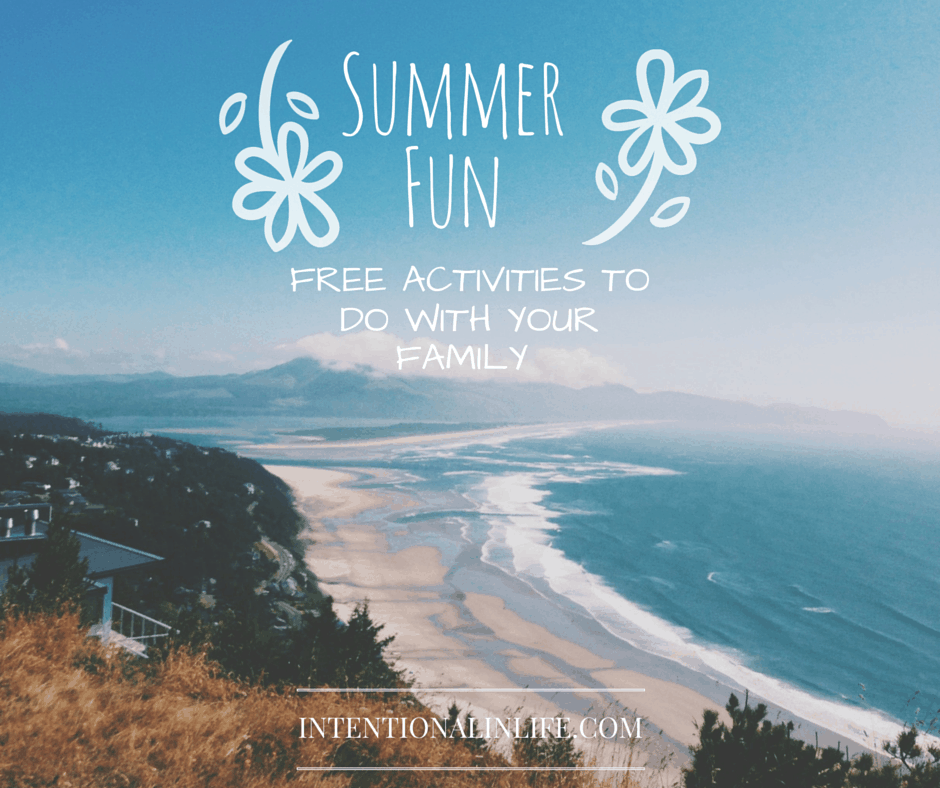 Summer Fun Activities To Do With our Family