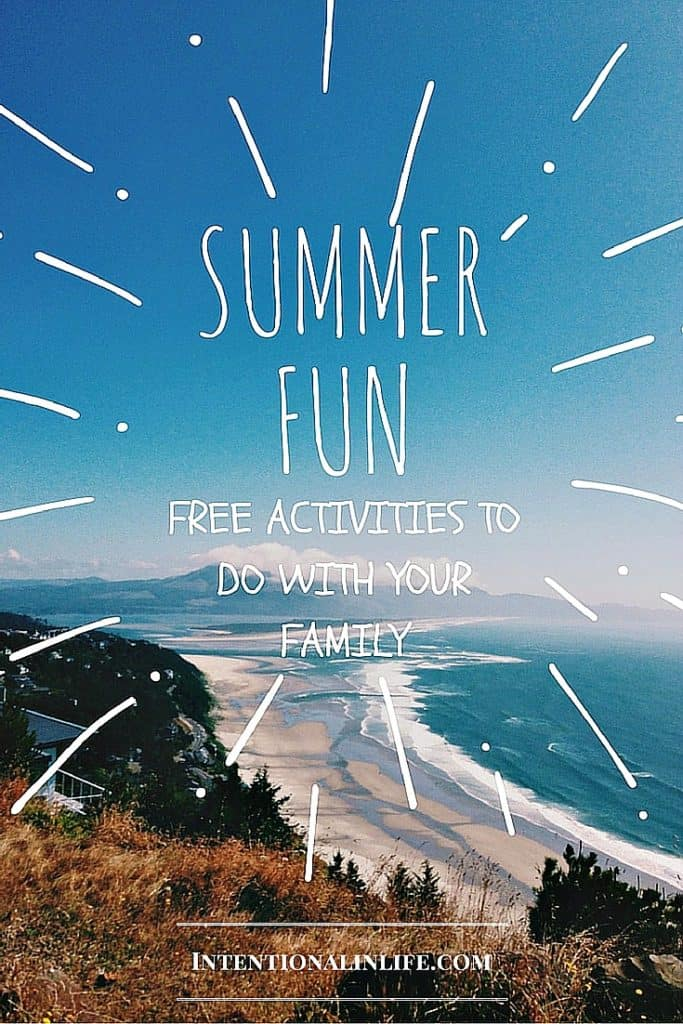 There are so many activities available during the summer that I thought it would be nice to share some of the programs that are available right now. Here are some of the summer fun activities that we enjoy doing each year.