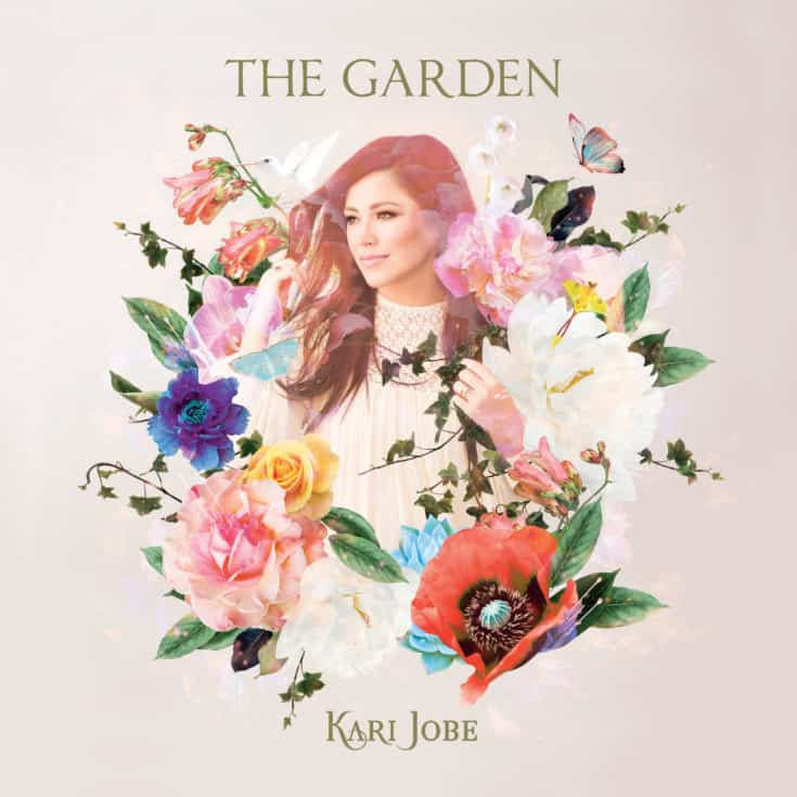 """Come on over and read my review on Kari Jobe's brand new album """"The Garden"""". It is an amazing worship cd which you will love and one worth having!"""