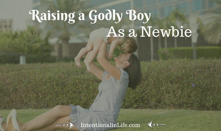 Are you a newbie at Raising a Godly Boy? If this is all new to you then you may be wondering where to start. Jessica shares some excellent starter tips.