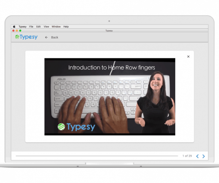 If you've been looking for a touch typing program that will give you results and help you master your typing skills Typesy Homeschool Edition is exactly what you need.