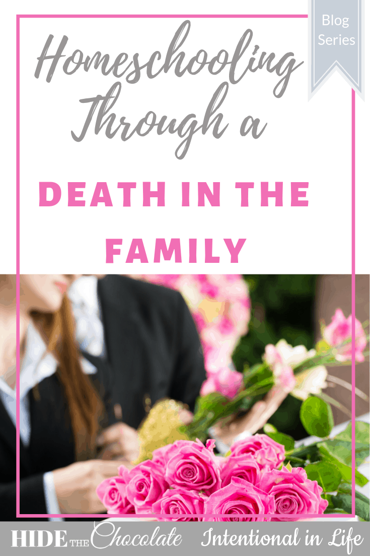 We interviewed two homeschool moms that wanted to share their stories on how they homeschooled their children through the death of a family member.