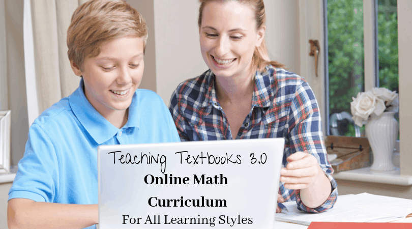 Teaching Textbooks 3 0- Math Curriculum For All Learning