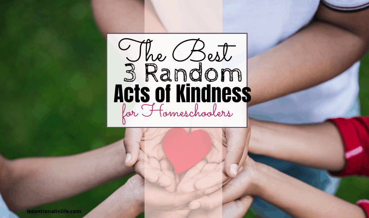 hands holding hearts, random acts of kindness for homeschoolers, random acts of kindness